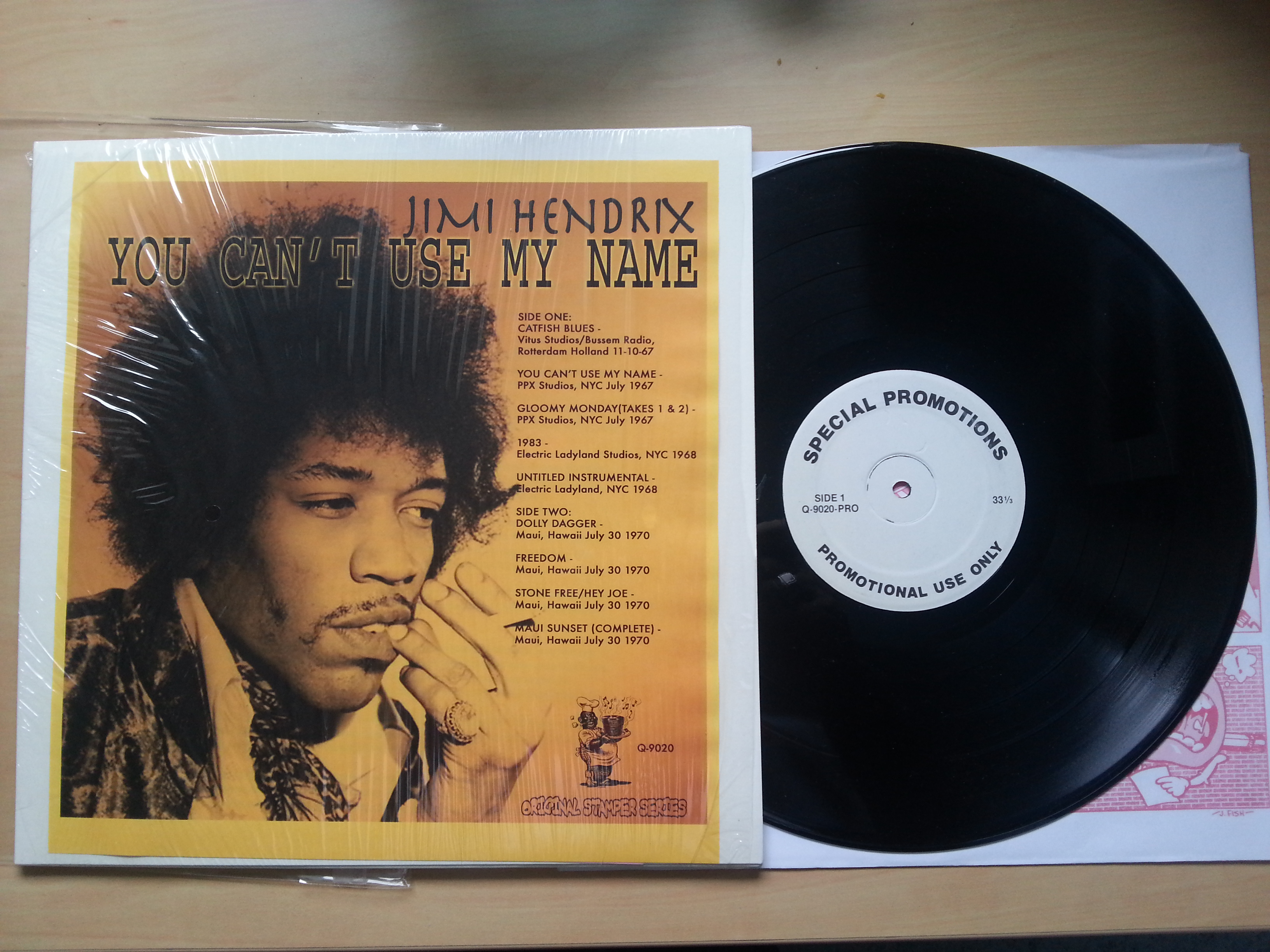 Jimi Hendrix You Can T Use My Name